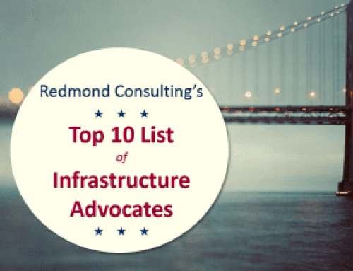 Our Top 10 List of Infrastructure Advocates